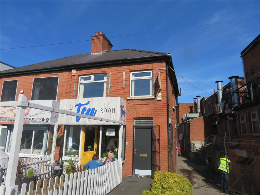 3a Finaghy Road North